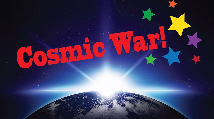 Cosmic War and the Birth of Jesus