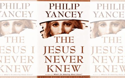 The Jesus I Never Knew Book Review